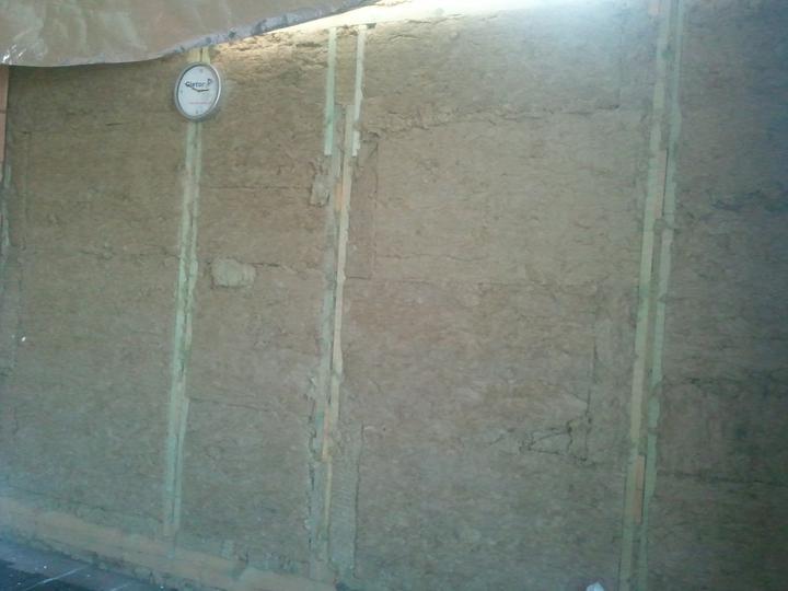 Náš dom :) - Steny vyplnené