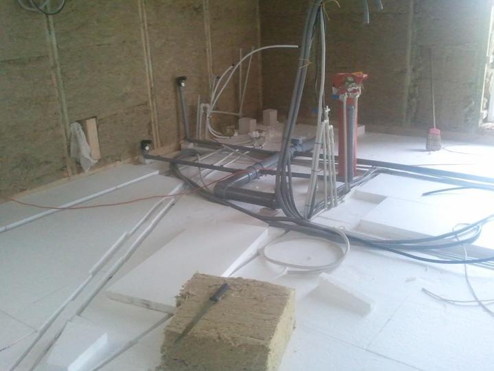 Náš dom :) - Tu bude technická miestnosť