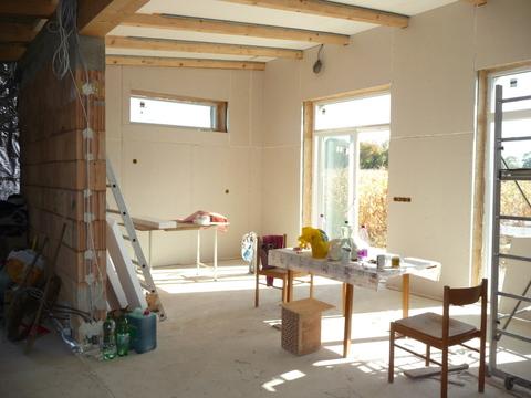 Náš dom :) - sadroš v kuchyni ...