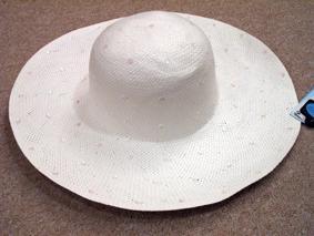 klobouk na svatebni cestu