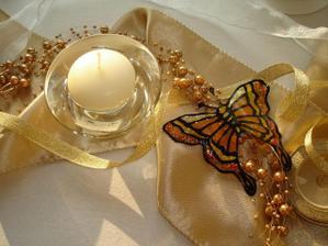 Motýlci budou - ale rozhodně ne dělané z barev na sklo :))
