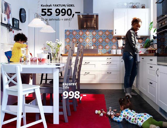 Kuchyň - inspirace a realita - Ta by se mi taky líbila...