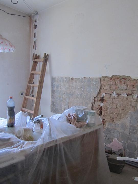 Kuchyň - inspirace a realita - kuchyň