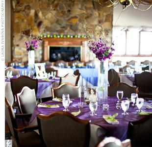 Purple Wedding Dreams..:o) - Moc romanticke..