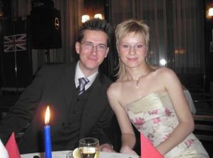ja a moj drahý na plese