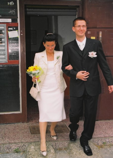 Veronika{{_AND_}}Marcel - drahý a jeho mama