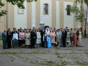 spoločná pri kostole