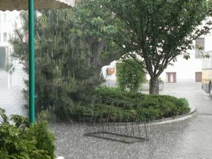 aj takéto bolo počasie,ale len asi 5 minút