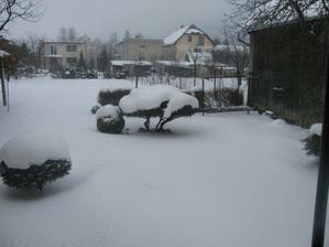 a teraz, v zime