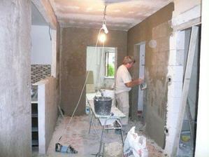 počas rekonštrukcie