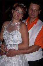 já s manželem