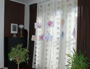 vystavni sin u nas doma-Rozincina prvni samostana vystava:o)
