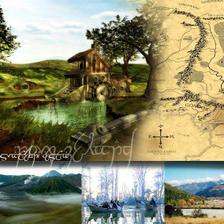 """a kam na svatební cestu - kam jinam než na Nový Zéland, přírodní kulisu """"Pána prstenů"""""""
