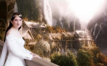 a nebo se vším všudy - tedy i svatebními fotografiemi přímo z Roklinky...