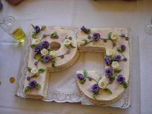 Ukázka dortů