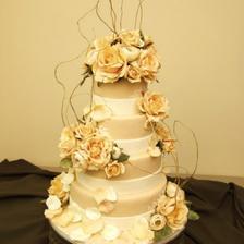 Hlavna torta uz objednana
