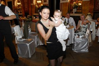 Nasa krasna Lianka s maminou :)