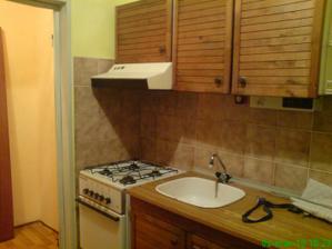 Kuchyňa...na ľavo vchod do špajze....ale zamuruje sa a vybura sa pri vchode na balkon