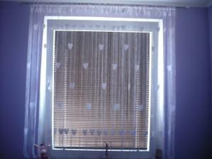 záclona spálňa