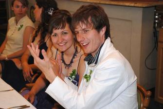 Budoucí svatba mé sestry