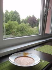 takto sa ja vytesujem z noveho sedenia v kuchyni :)