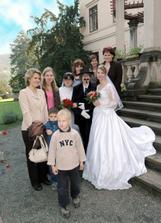 To se povedlo - dvě nevěsty