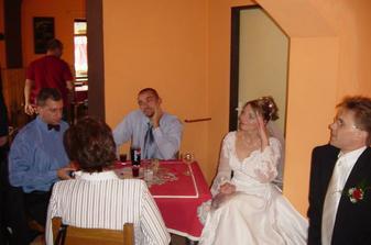 Únos nevěsty. Ženich si pospíšil