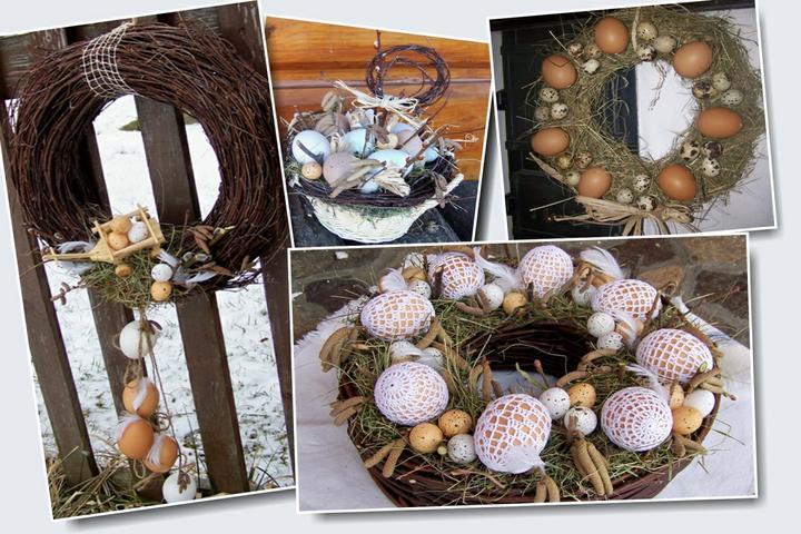 Jaro a Velikonoce  - v bytě i na zahradě - Obrázek č. 434