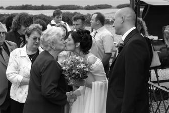 babička se vdávala 4.7.1948