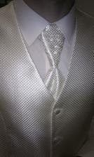 vestička s kravatkou :-)