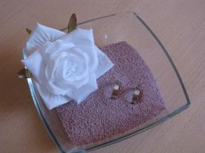 Naše mistička s fialovým pískem :-)