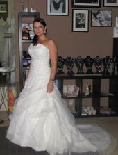 Snad se budu i ženichovi líbit :-)