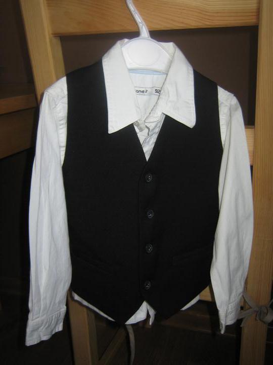 Nezbytné maličkosti :-) - Obleček pro synátora