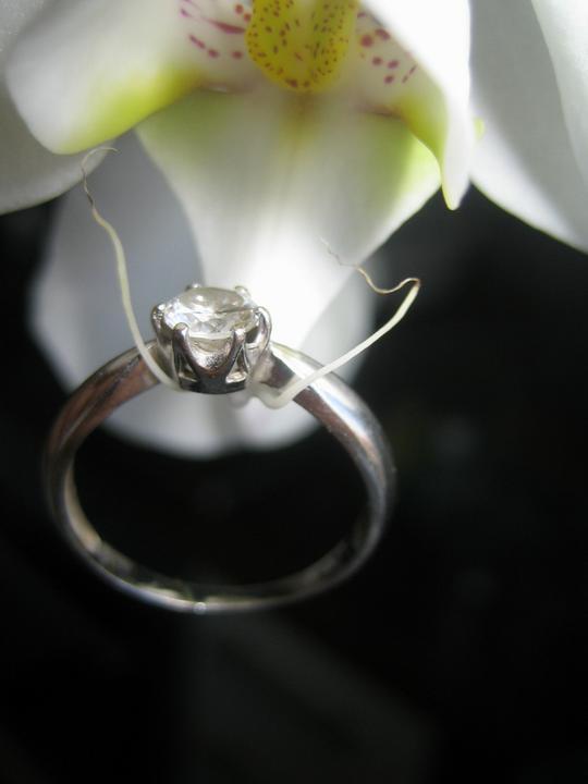 Nezbytné maličkosti :-) - Zásnubní