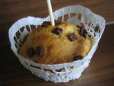 Muffin z blízka