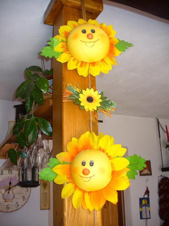 Moje dekorky - moje radosti - priniesla mi návšteva na chalupu