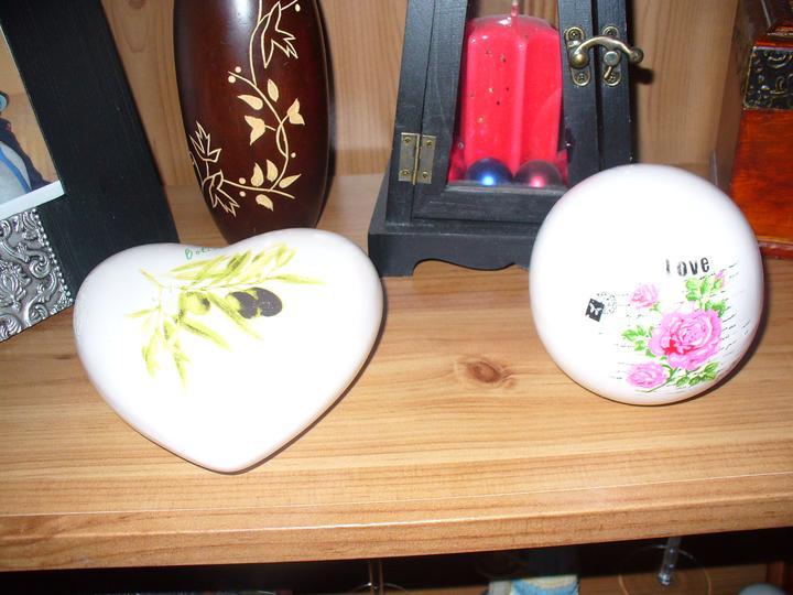 Moje dekorky - moje radosti - darček od sesternici