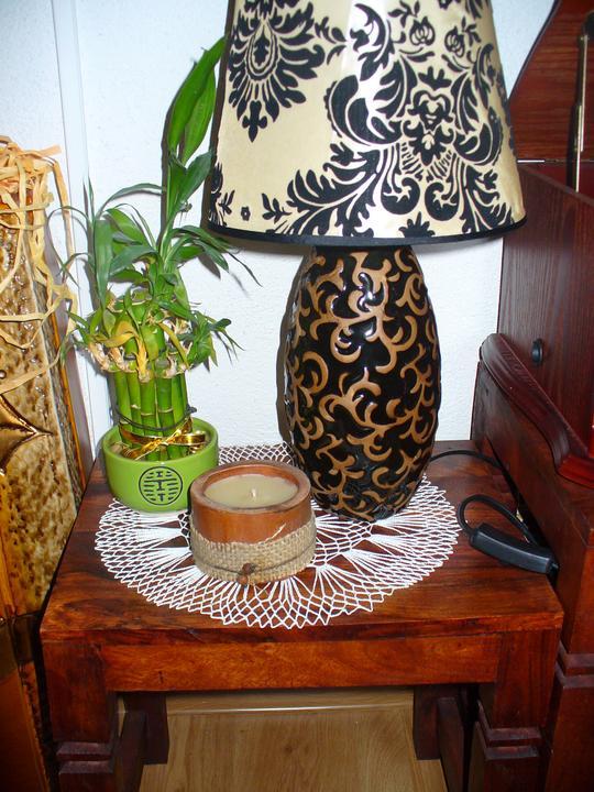 Moje dekorky - moje radosti - lampa vo výpredaji