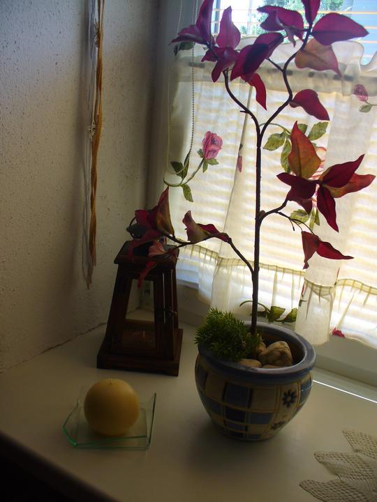 Moje dekorky - moje radosti - lampášiky milujem