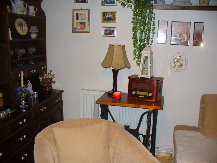 Moje dekorky - moje radosti - včera pribudol biely lampáš