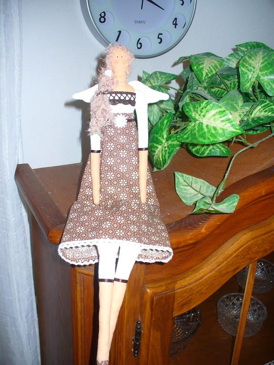 Moje dekorky - moje radosti - anjelka Tilduška