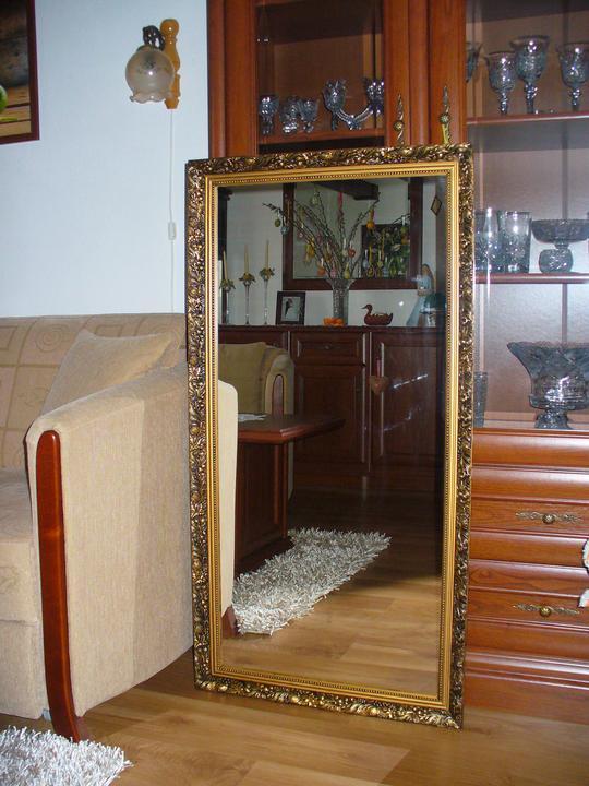 Moje dekorky - moje radosti - zo svätého obrazu mám zrkadlo