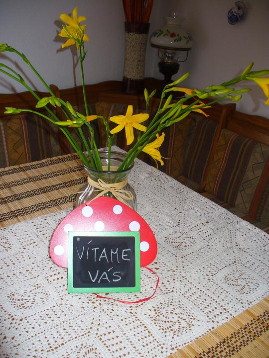 Moje dekorky - moje radosti - takýto hríbik som objavila v Kik