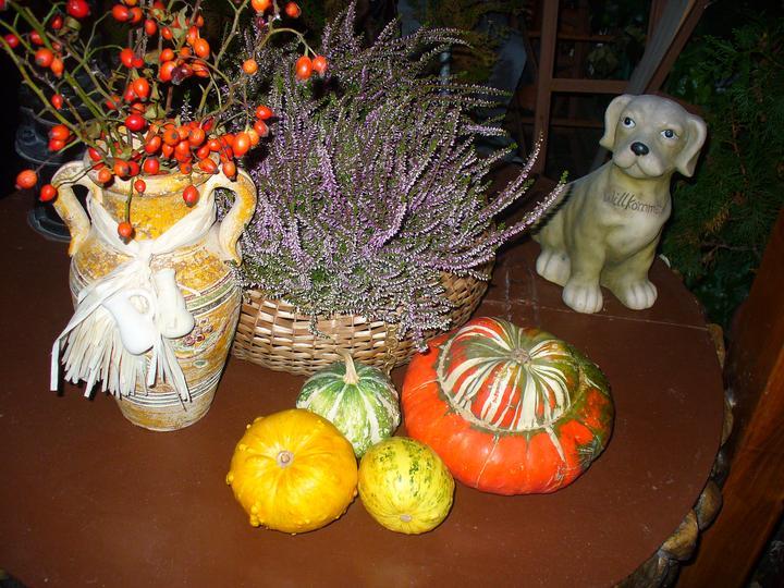 Moje dekorky - moje radosti - už prichádza jeseň