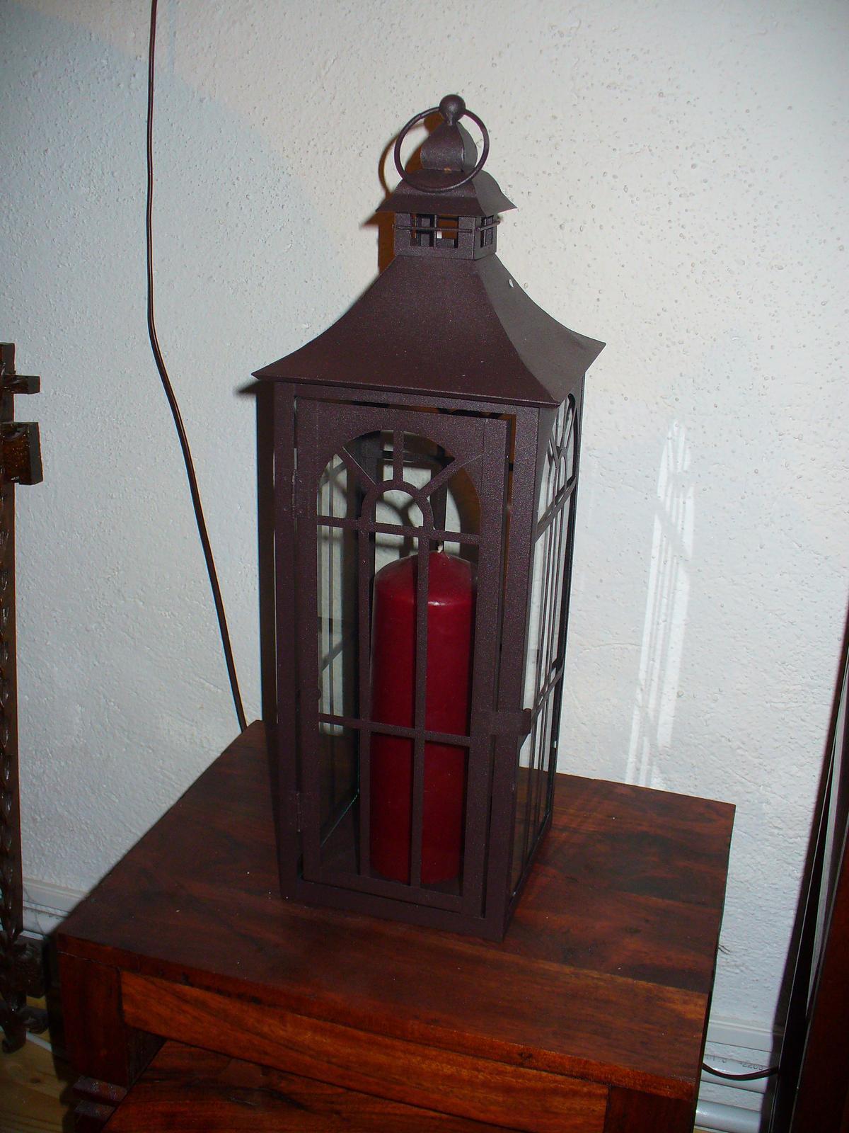 Moje dekorky - moje radosti - lampášik