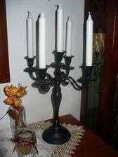 sviečky z Ikei