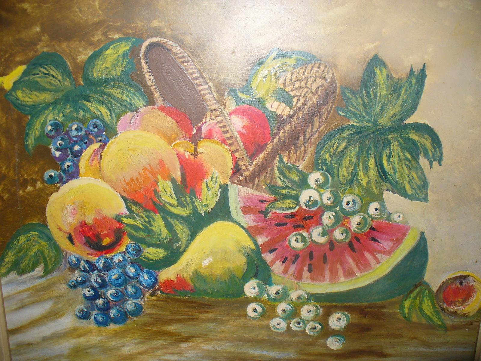 Maľovaný obraz. - Obrázok č. 1
