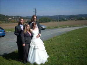 novomanželé a svědci jehovovi