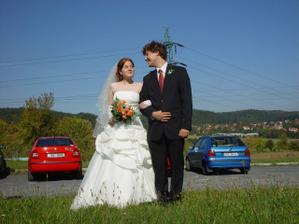 nevěsta s bratrem