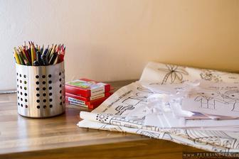 doporučuji malovací látku z Ikea !!!